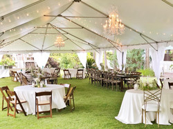 Tent Wedding 2