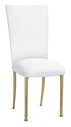 Gold+Chameleon+Chair+with+white+suede+cu