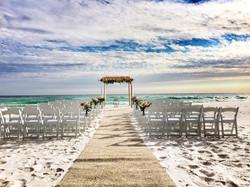 850 Beach Ceremony