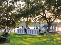 Mansion Wedding Bars