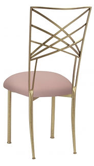 Gold+Chameleon+Chair+with+blush+cushion+