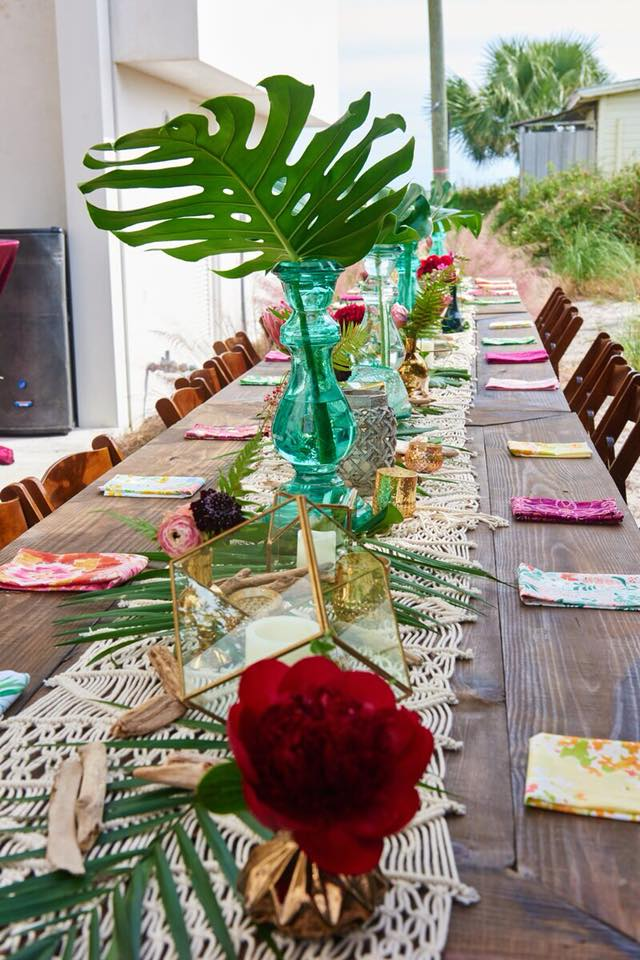 Coastal Farm Tables