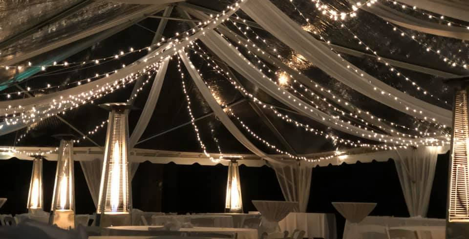 Tent Twinkle Lights