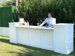 New White Bar