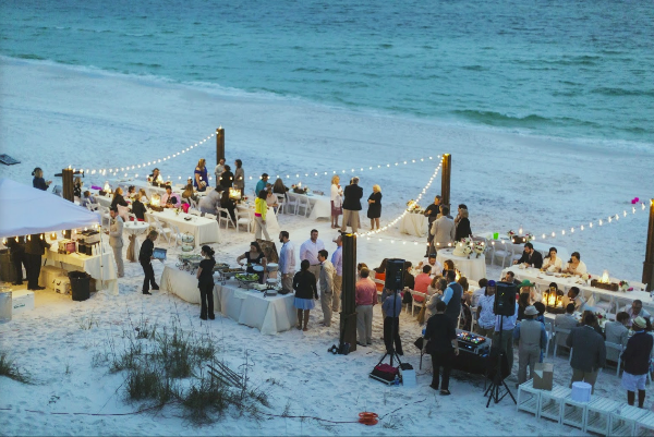 Beach Reception 3