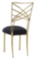 Gold+Chameleon+Chair+with+black+velvet+c