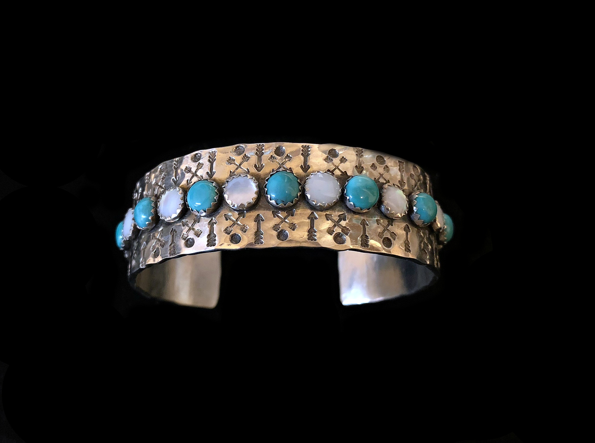 Turquoise & Mother of Pearl