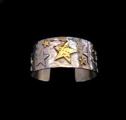 Large Star Cuff