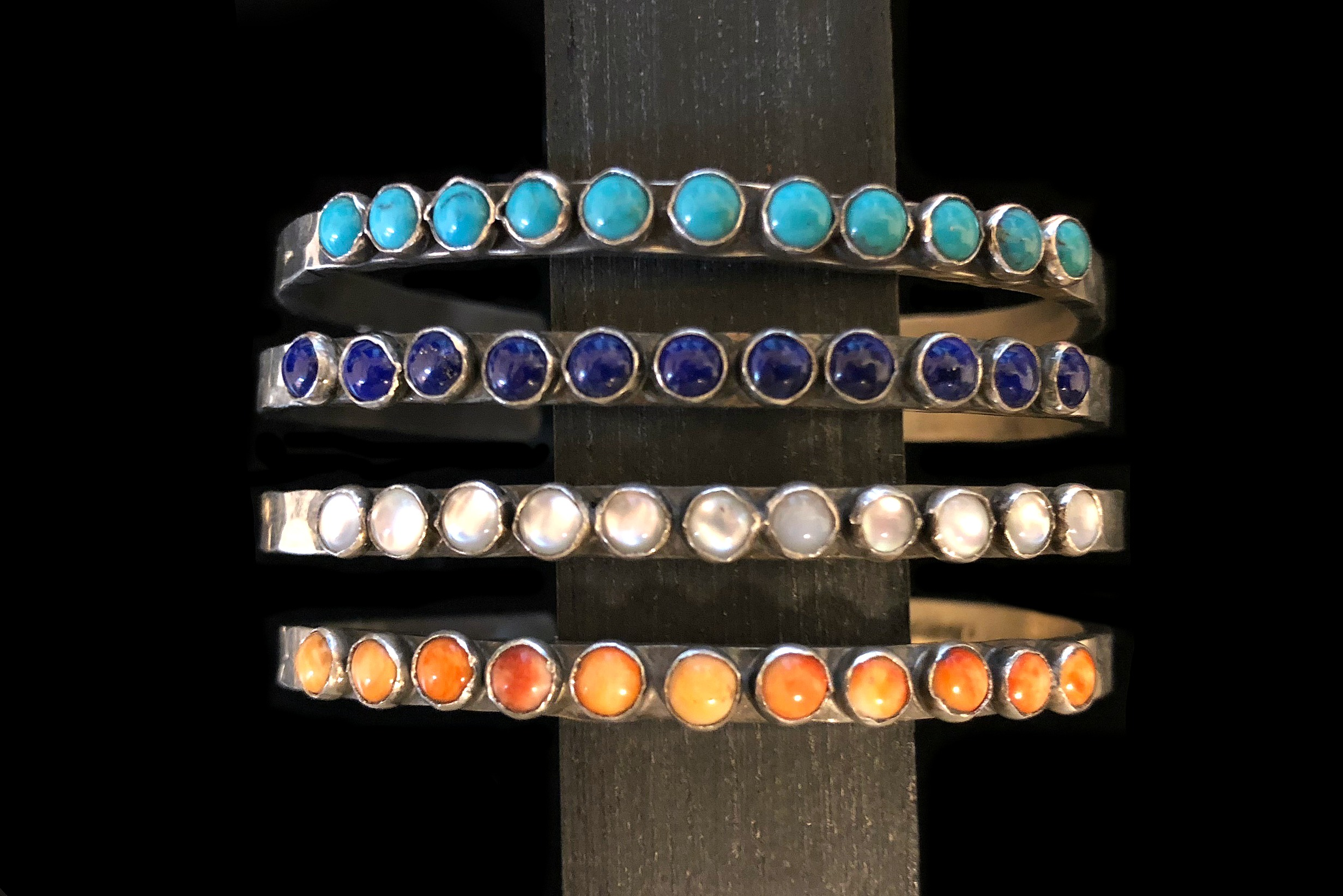 All Around Turquoise Cuff