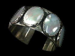 5 Mother of Pearl Cuff