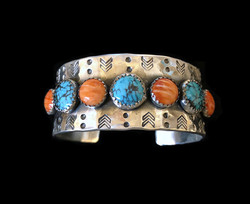 Detailed Turquoise and Spiny