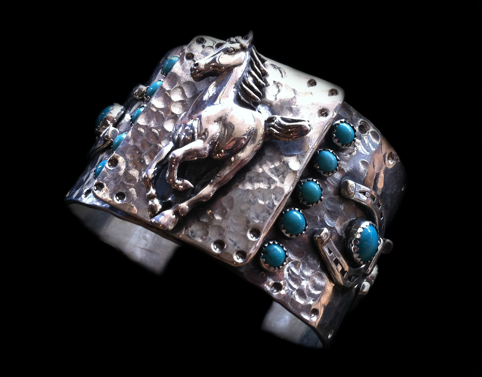 Spirit of the Horse Cuff