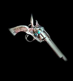 Pistol Pendant