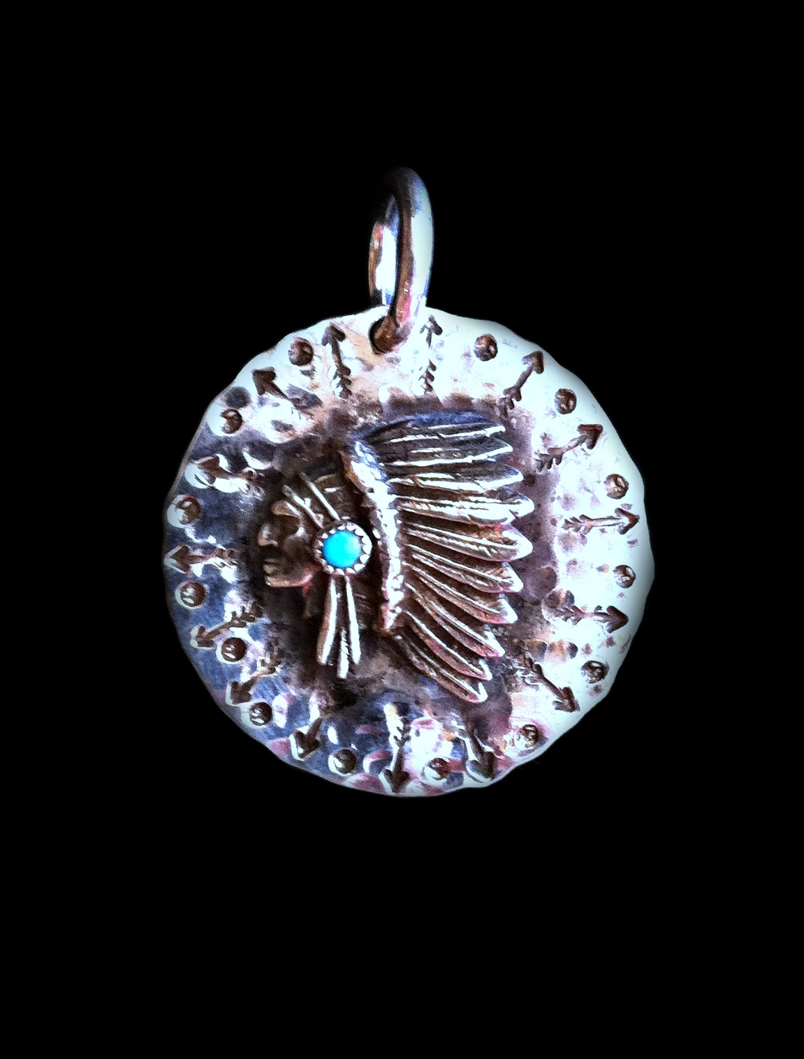 Chieftain Pendant