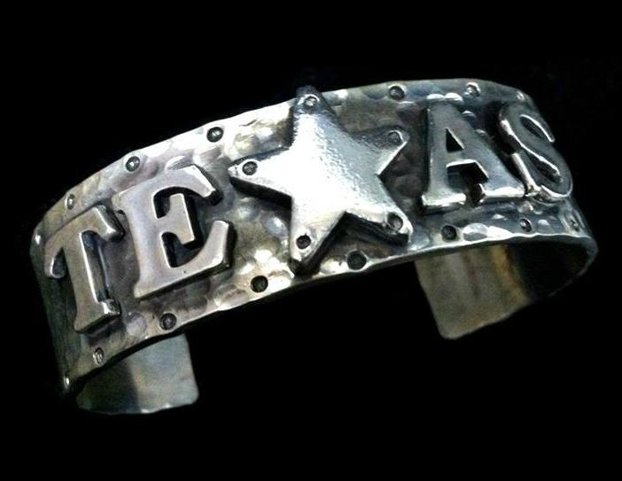 Texas Star Cuff