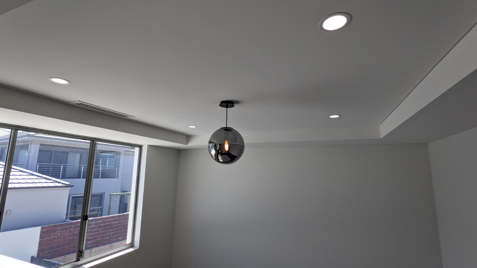 Lighting for two storey home