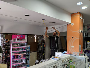 Priceline pharmacy fit out