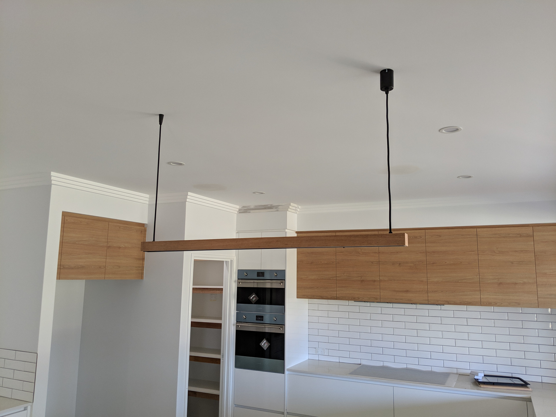 Pendant installation by Perth Electrician