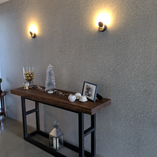 Wall feature lighting