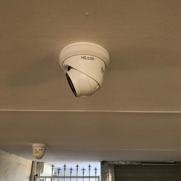 Hilook 4mp camera. 4mp hikvision colorvu. CCTV install by Perth electrician