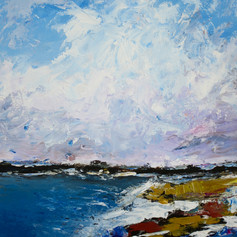 Rocky Shore Dorset