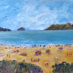 The Beach, the beach...