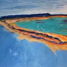 Birds Eye View: Mudeford Sandspit