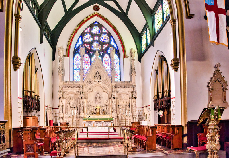 St. Mark's & St. John's 6