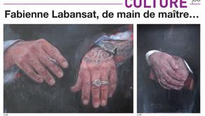 Fabienne Labansat, de main de maître...