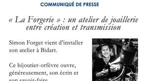 La Forgerie - Communiqué de presse