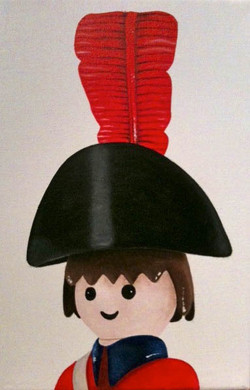 playmo mini soldat