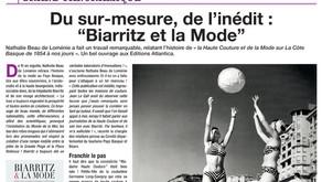 """Du sur-mesure, de l'inédit : """"Biarritz et la Mode"""""""
