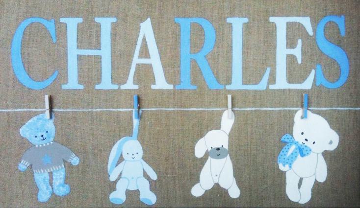 "Epingles ""Charles"""