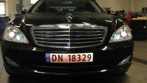 Mercedes-Benz S-KlasseS320 CDI 4MATIC Aut