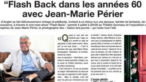 Flash Back dans les années 60 avec Jean-Marie Perrier