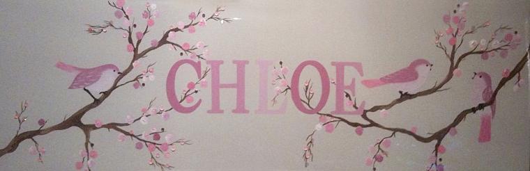 "oiseaux ""Chloé"""
