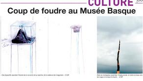 Coup de foudre au Musée Basque
