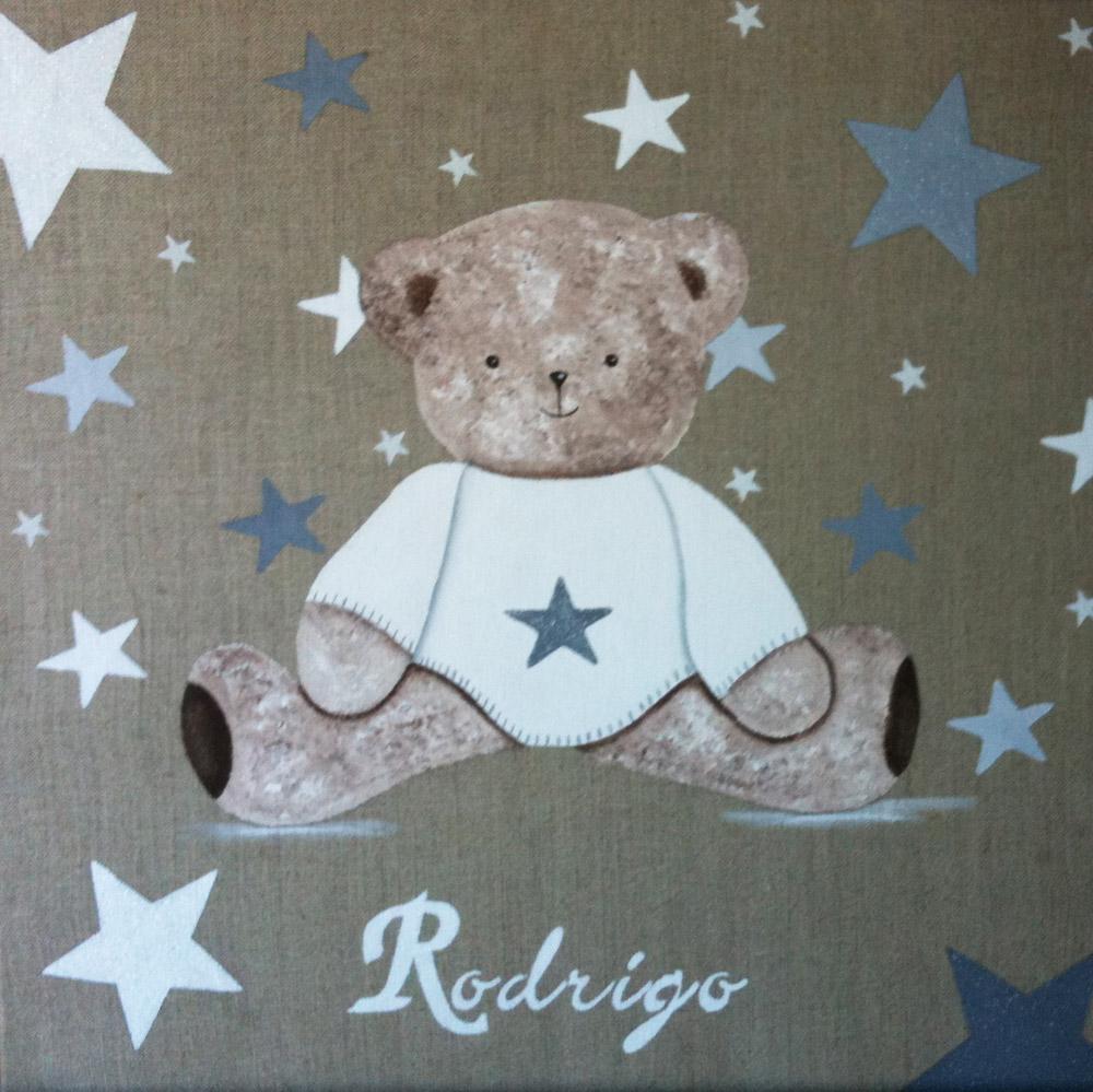 "doudou ""étoiles"""