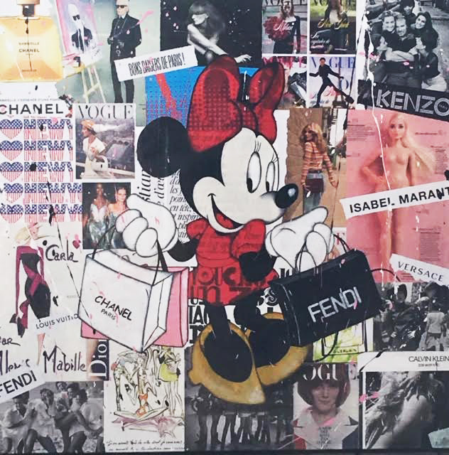 Fashion Minnie