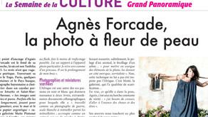 Agnès Forcade, la photo à fleur de peau
