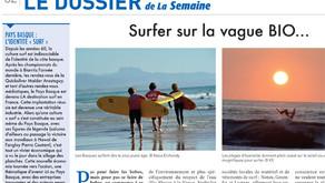Surfer sur la vague Bio