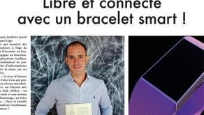 Libre et connecté avec un bracelet smart
