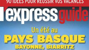 L'Express Guide : un été au Pays basque