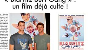 """""""Biarritz Surf Gang"""" : un film déjà culte :"""