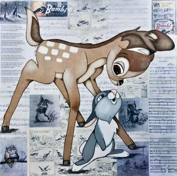Bambi et Pan