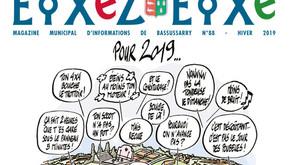 Pour 2019 ...