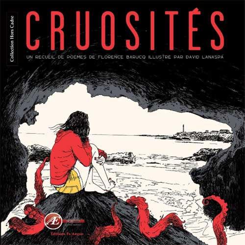 Cruosités, recueil de poèmes de Florance Barucq - couverture