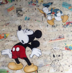 Mickey et Donald