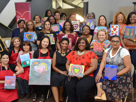 Art of Love Participants Find Hope and Freedom