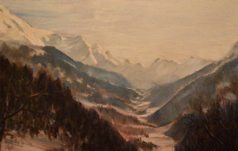 Vallée des Contamines (74)